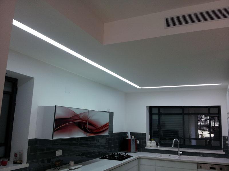 תאורה במטבח